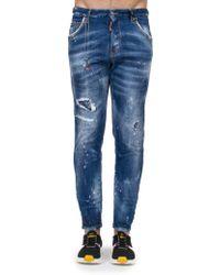 DSquared² - 'skater' Jeans - Lyst