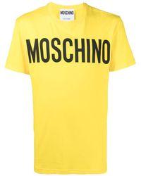 Moschino T-shirt - Yellow