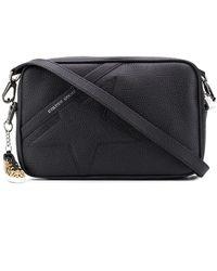 Golden Goose Deluxe Brand Star Bag Leather Bag - Black