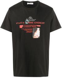 Givenchy Printed T-shirt - Black