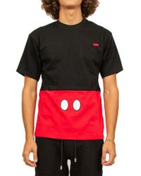 Gcds - 'mickey Mouse' T-shirt - Lyst