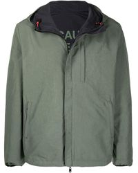 Ecoalf Delft Reversible Jacket - Green