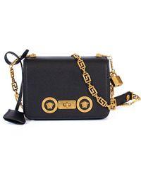 0dd1658b483b Versace - Small Icon Shoulder Bag - Lyst