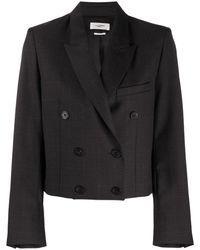 Étoile Isabel Marant Wool Jacket - Grey