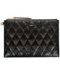 Givenchy Medium Gv3 Pouch - Black