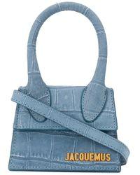 Jacquemus Le Chiquito Bag - Blue