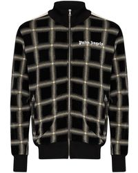 Palm Angels - Checked Jacket - Lyst