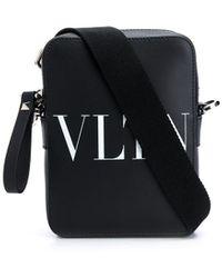 Valentino 'messenger' Bag - Black