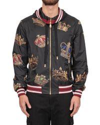 Dolce & Gabbana - Crowns Jacket - Lyst