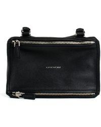 """Givenchy Small """"pandora"""" Bag - Black"""