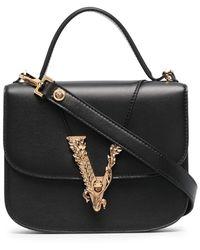 Versace - Virtus Small Bag - Lyst