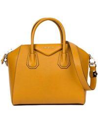 Givenchy - 'antigona' Small Leather Bag - Lyst