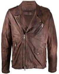 Giorgio Brato - Zip Jacket - Lyst