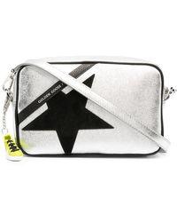 Golden Goose Deluxe Brand BORSA STAR BAG - Metallizzato