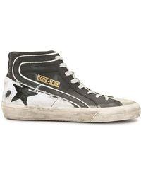Golden Goose Deluxe Brand - 'hi-top' Sneakers - Lyst