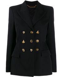Givenchy Grain De Poudre Jacket - Black