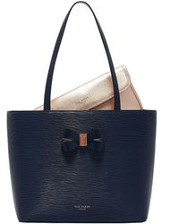Ted Baker - Bowmisa Bow Tote - Lyst