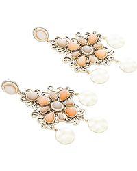 Samantha Wills Kaleidoscope Chandelier Earrings - Metallic