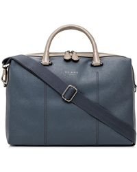 Ted Baker - Cross Grain Document Bag - Lyst