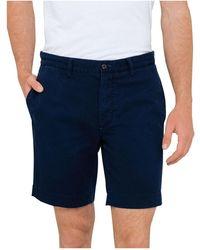 Polo Ralph Lauren Mens Straight Fit Greenwich Short - Blue