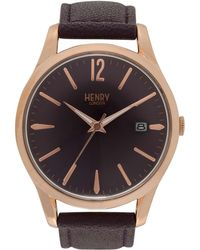Henry London - Hampstead Watch - Lyst