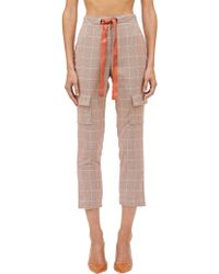 Manning Cartell Identitiy Check Pant - Multicolour