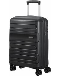 American Tourister Sunside 55cm Small Suitcase - Black