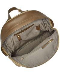 Skagen | Aften Backpack Polyurethane Coated Cotton Twill Green | Lyst