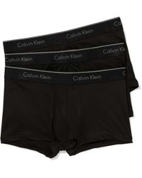 CALVIN KLEIN 205W39NYC - Micro Multipack Low Rise Trunk 3pk - Lyst