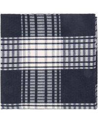 Ben Sherman - Plaid Check Pocket Square - Lyst