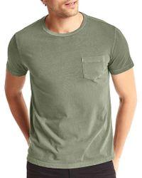Gap - Vintage Wash T-shirt - Lyst