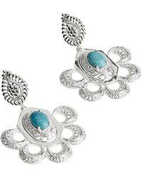 Samantha Wills - Mosaic Inca Grand Earrings - Lyst