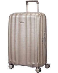Samsonite Lite Cube 76cm Large Suitcase - Multicolour