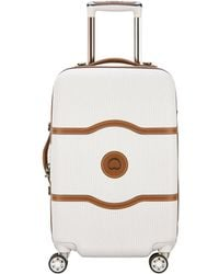 Delsey Chatelet Air 55cm Small Suitcase - White