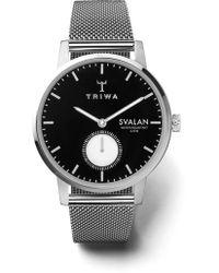 Triwa - Ebony Svalan Watch - Lyst