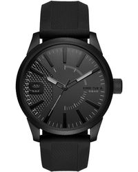 DIESEL - Rasp Black Watch - Lyst