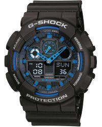 G-Shock - Ga110 Duo Series Watch - Lyst