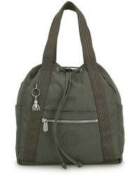 Kipling Art Backpack S Rich Green