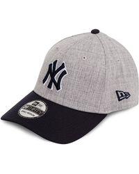 KTZ - 39thirty Ny Yankees - Heather Grey - Lyst