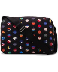 Paul Smith - Cycle Jersey Dot Messenger Bag - Lyst