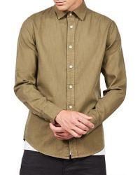 G-Star RAW - Bristum Shirt L/s - Lyst