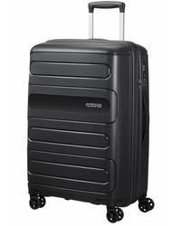 American Tourister Sunside 68cm Medium Suitcase - Black