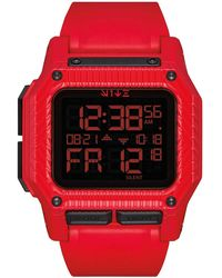 Nixon X Star Wars Regulus Red Watch