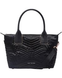 Ted Baker - Akebia Small Tote Travel Bag - Lyst