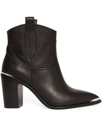 Steve Madden Zora Ankle Boot - Black