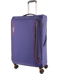 American Tourister Applite 3.0 82cm Large Suitcase - Blue