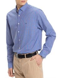 Tommy Hilfiger - Small Multi Colored Check Shirt - Lyst
