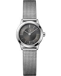 CALVIN KLEIN 205W39NYC - Minimal Series Ladies Watch - Lyst