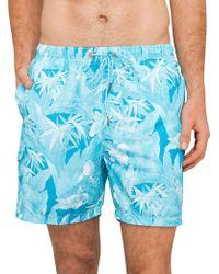 Tommy Bahama - Naples Oasis Blooms Swim Short - Lyst