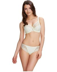 Fantasie Jacqueline Lace Underwire Full Cup With Side Support Bra - Multicolour